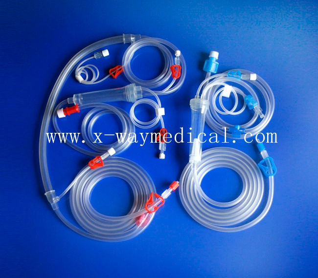 Medical Disposable Blood Purification tube,Hemodialysis Blood Tube
